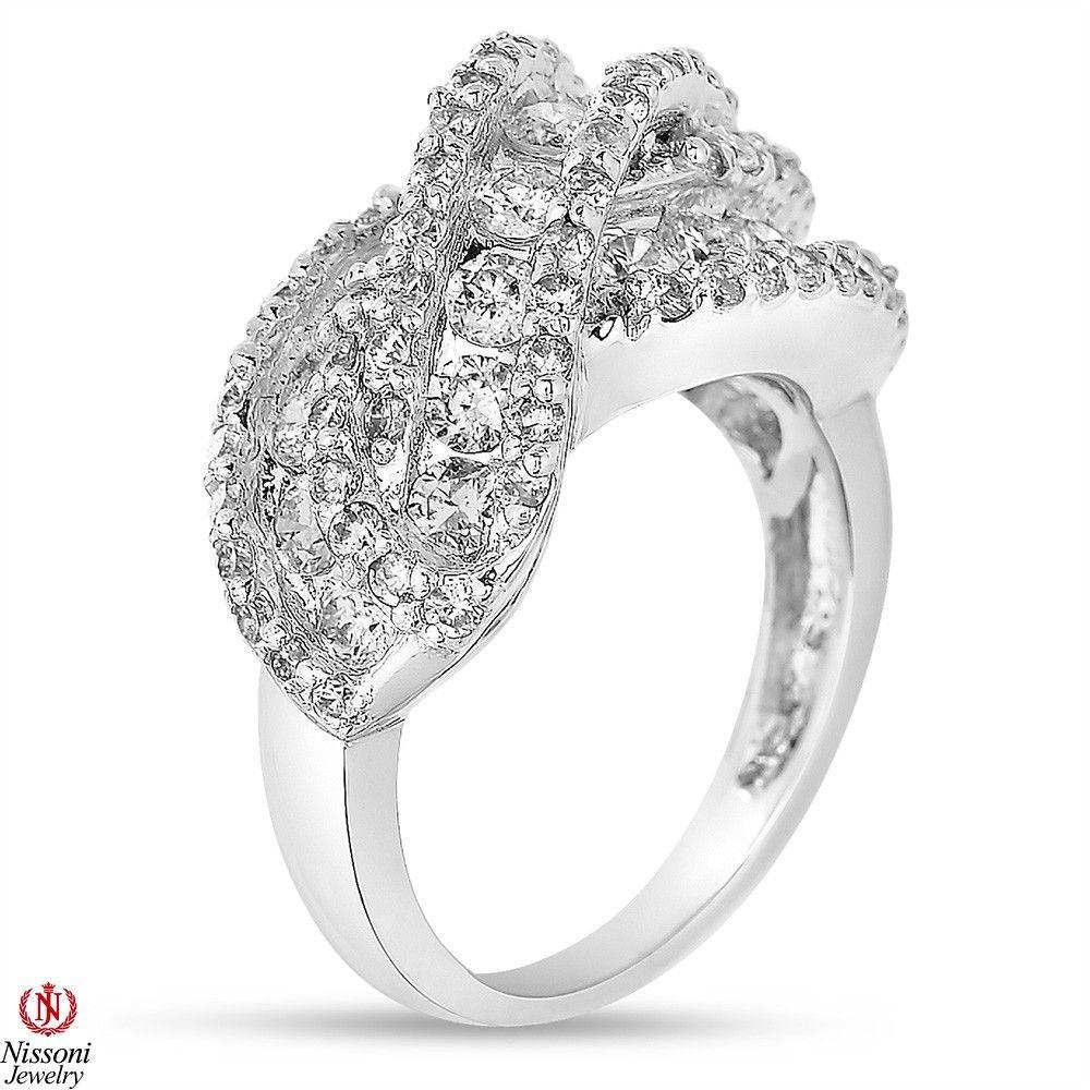 Amazon NissoniJewelry presents Ladies Diamond