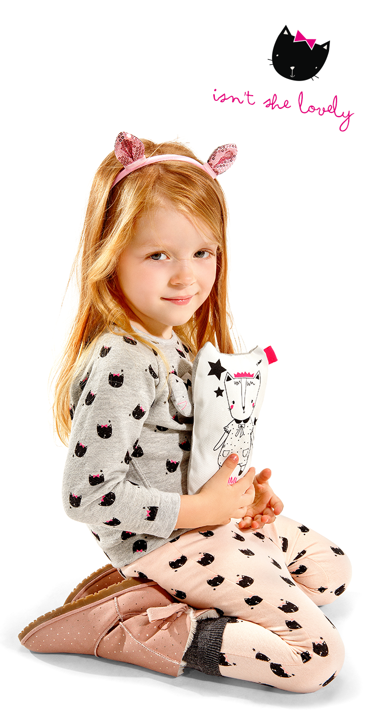 ZIPPY Baby Girl Mix&Match Collection #ZYFW15