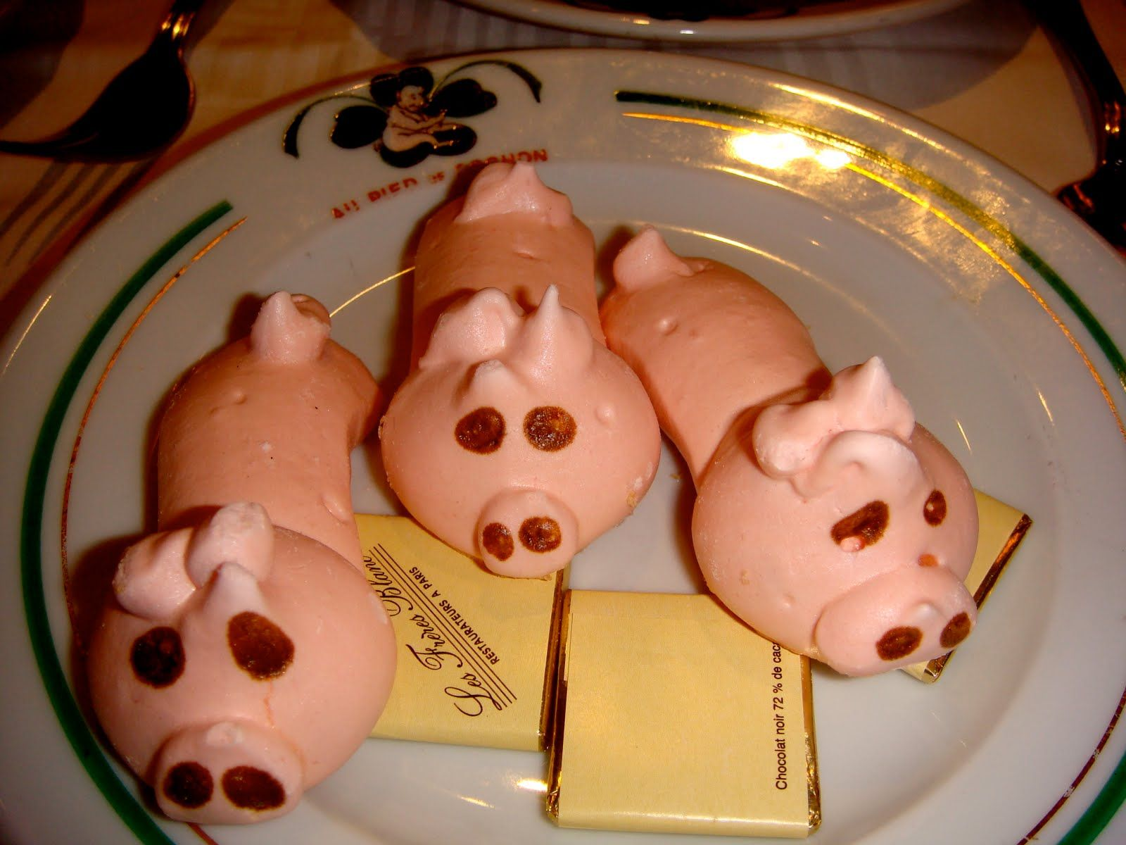 Au pied du cochon ©Lauren Wood Lauren Wood, Patisserie, Resep Pastry, Cake