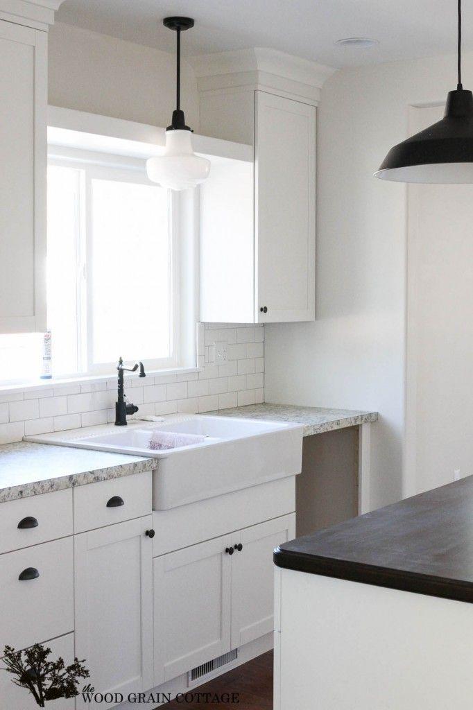 Fixer Upper Update: Cabinet Hardware   Kitchen cabinet ...