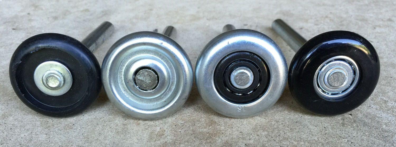 Pin On Nylon Garage Door Rollers