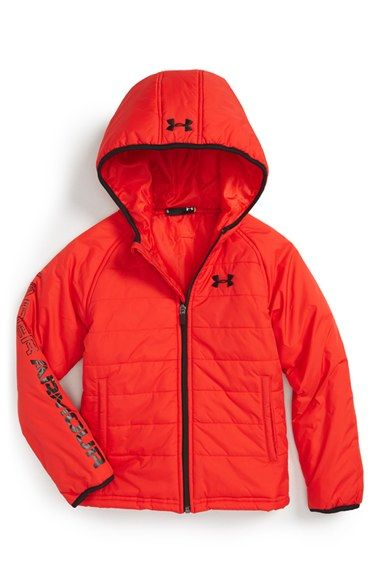 Under Armour Hudson Quilted Jacket Toddler Boys