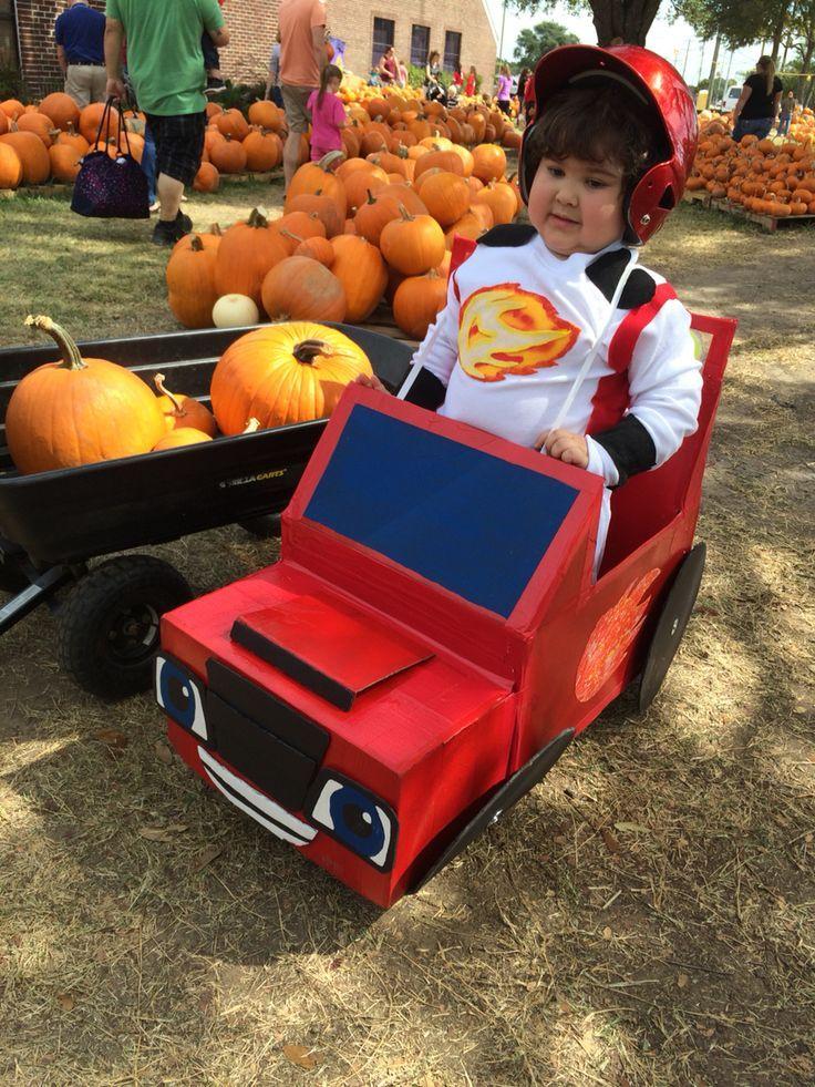blaze monster machine halloween costume - Google Search ...