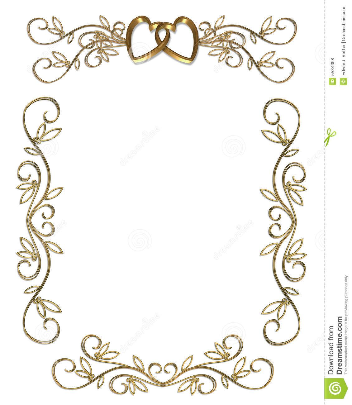 Free Wedding Ideas: Image Result For Wedding Program Borders Free Download