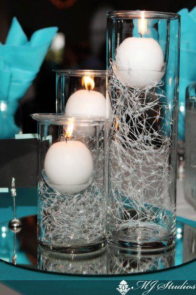 My Photo Album In 2020 Winter Wedding Centerpieces Candle