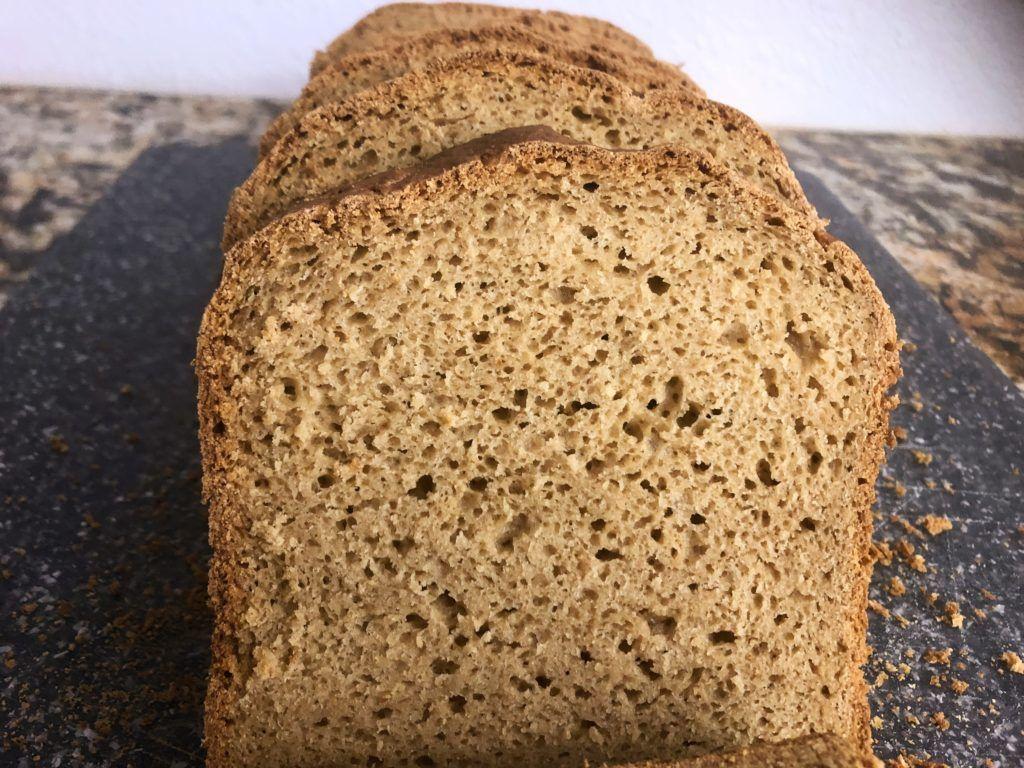 GlutenFree Ginger Yeast Bread Recipe No yeast bread