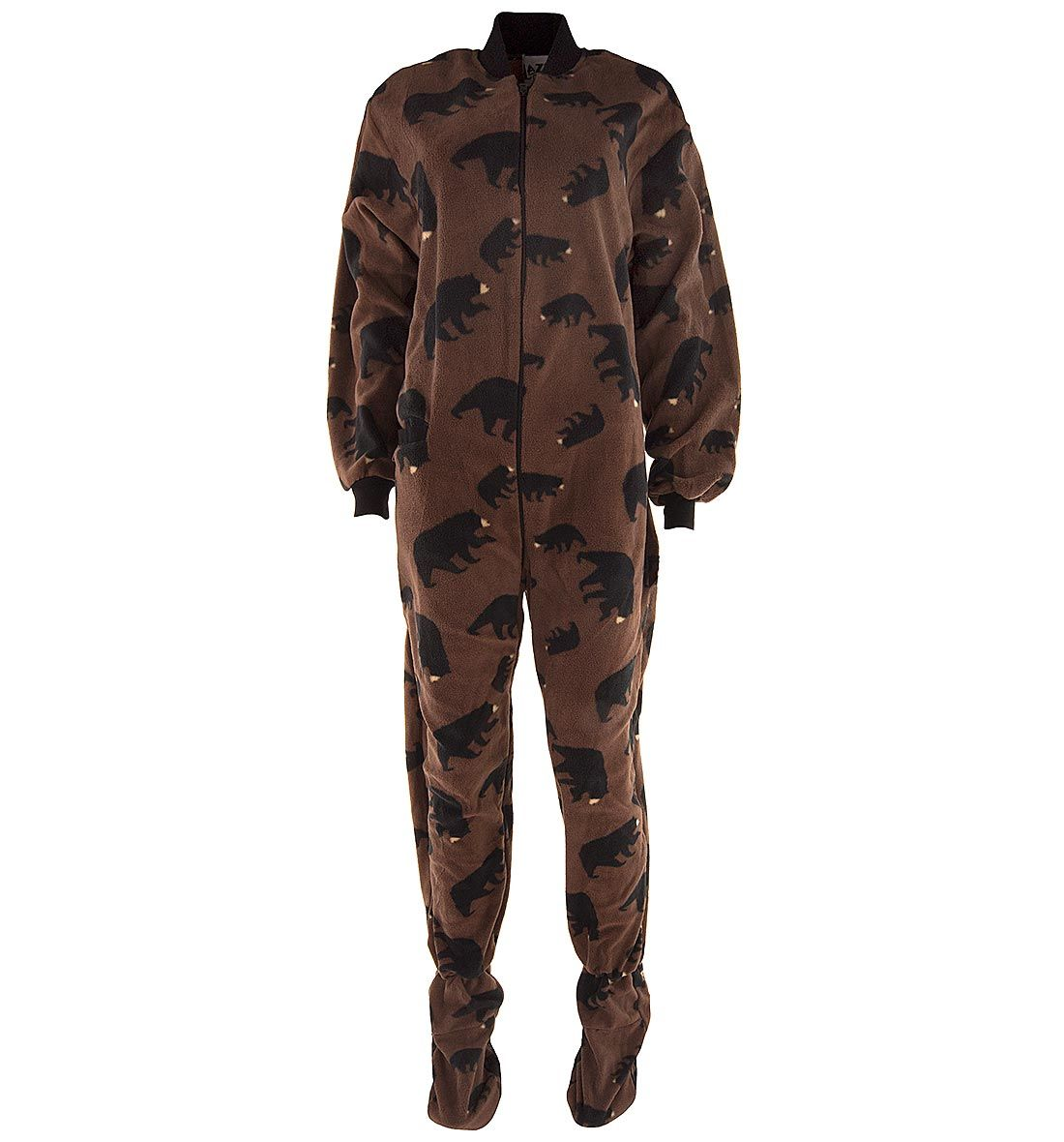 Girls bedtime bear footed pajamas for adults sex trailers