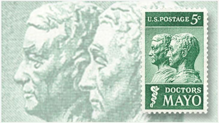 Born July 19: Charles H. Mayo: http://www.linns.com/en/news/today-in-history/2015/july/born-july-19--charles-h--mayo.html…