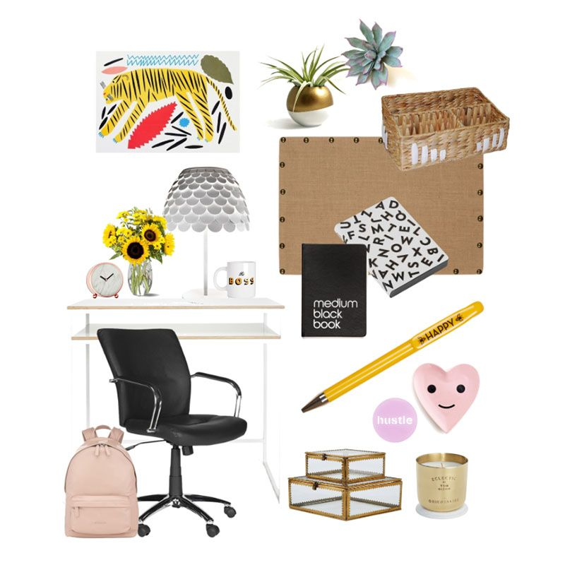 Incroyable Office Decor Inspiration | Upgrade Your Cubicle To Ultimate Cuteness With  These Work Appropriate,