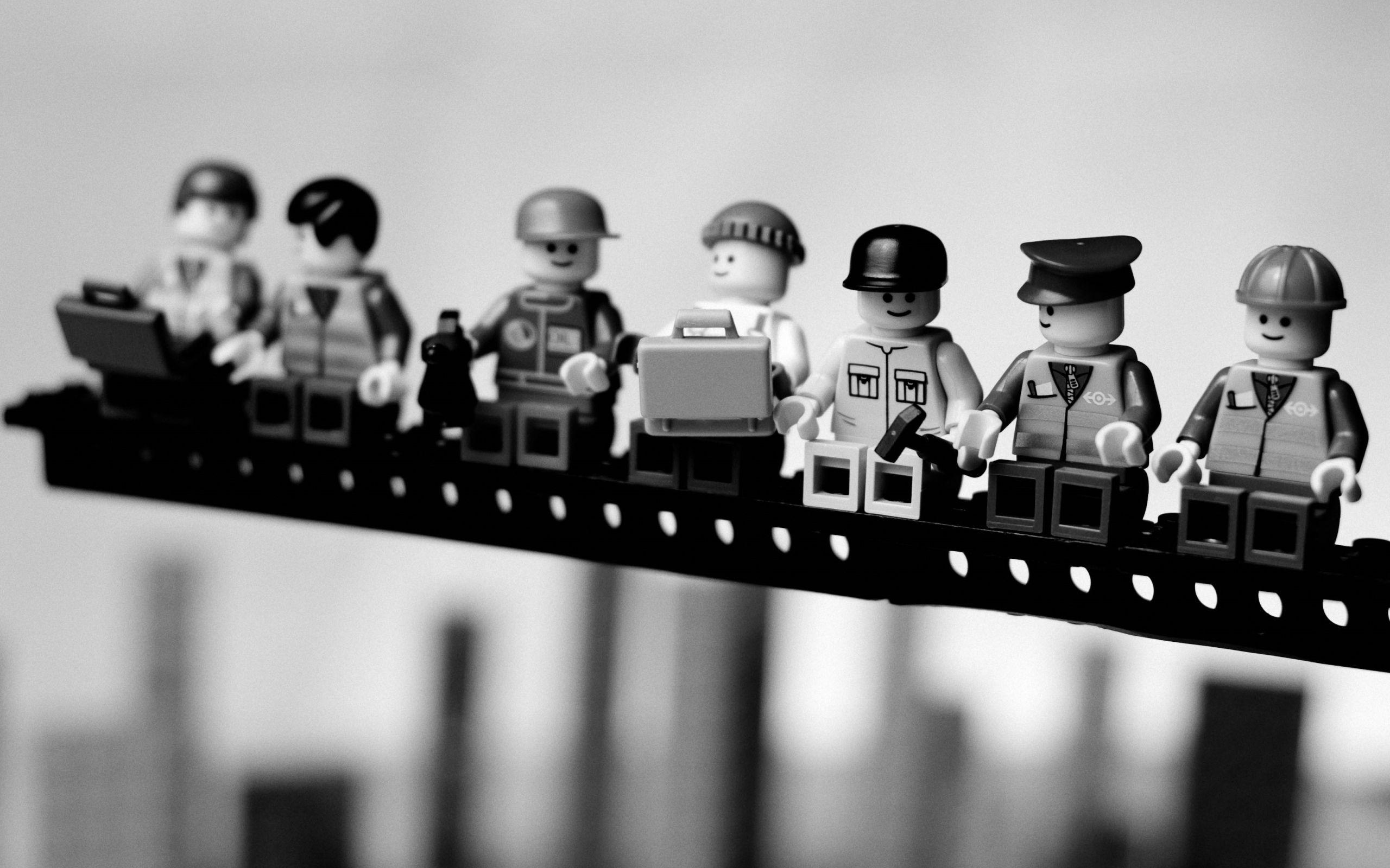 fond d'ecran lego