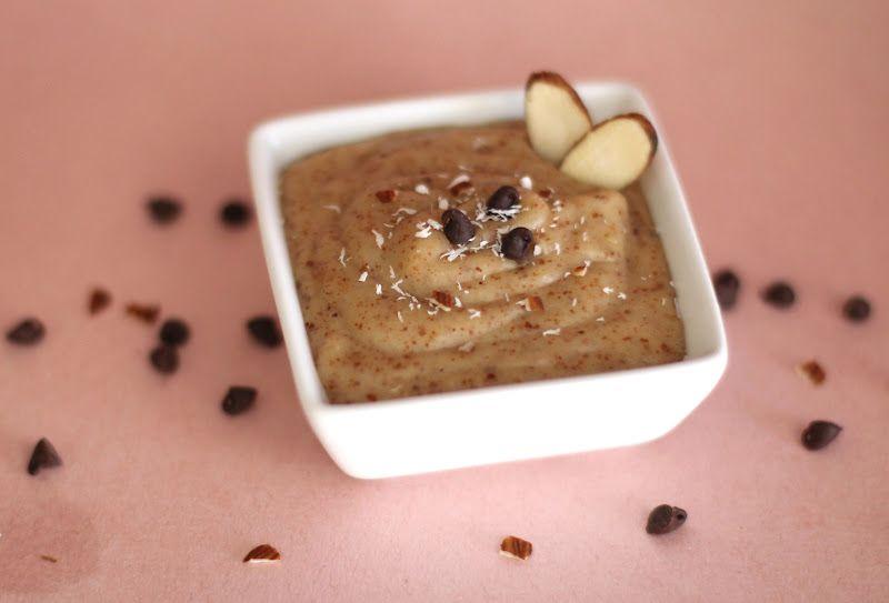 chockohlawtay: Almond Joy Candy Spread (LC & GF)