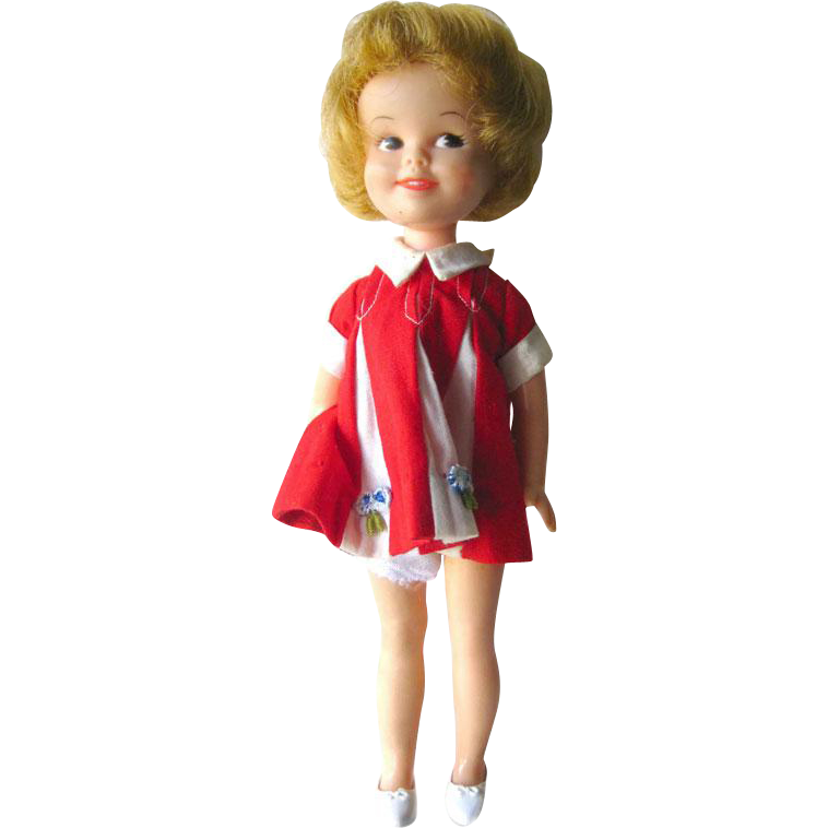 Penny Brite Doll Vintage Deluxe Reading Doll Vintage Dolls 8 Inch Doll 1960s Doll Vintage Toys Collectible Doll Vintage Toys 1960s Vintage Toys Toy Collection