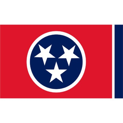 Tennessee State Flag Tennessee State Flag Tennessee Flag State Flags
