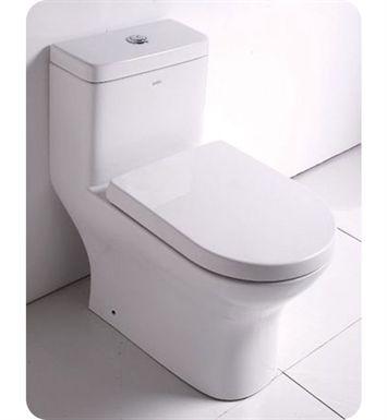 Eago Tb353 Dual Flush One Piece Eco Friendly High Efficiency Low