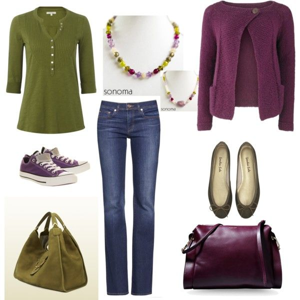 """""""On the go, Sonoma style"""" by mommynecklaces on Polyvore"""