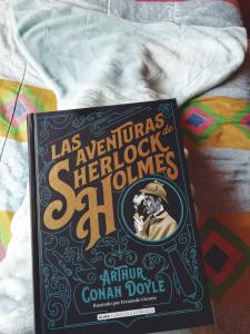 Las aventuras de Sherlock Holmes – Arthur Conan Doyle