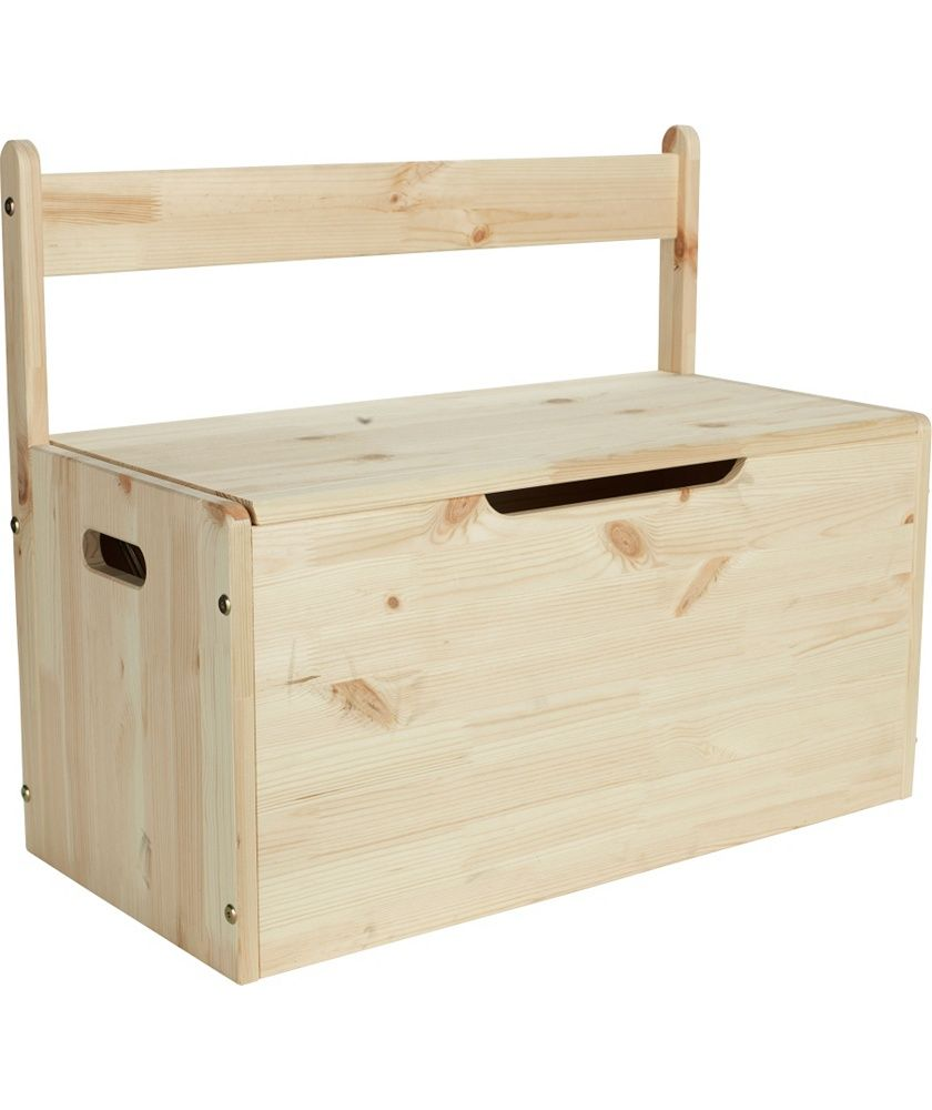 Toy Chests Buy Kids Scandinavia Toy Box Pine At Argos Co Uk Your Online