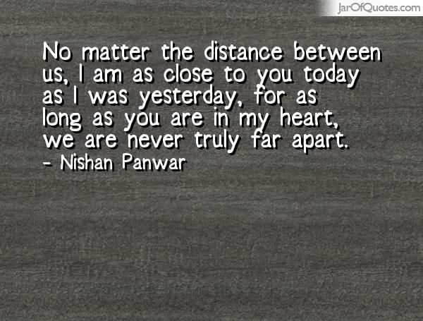 Image Result For The Distance Between Us Quotes Quote Pinterest