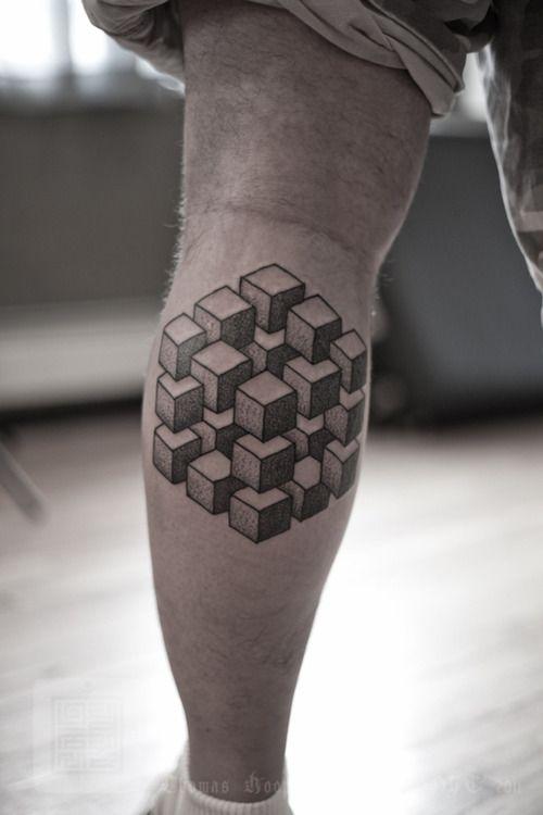 #Optical #Illusions #tattoo