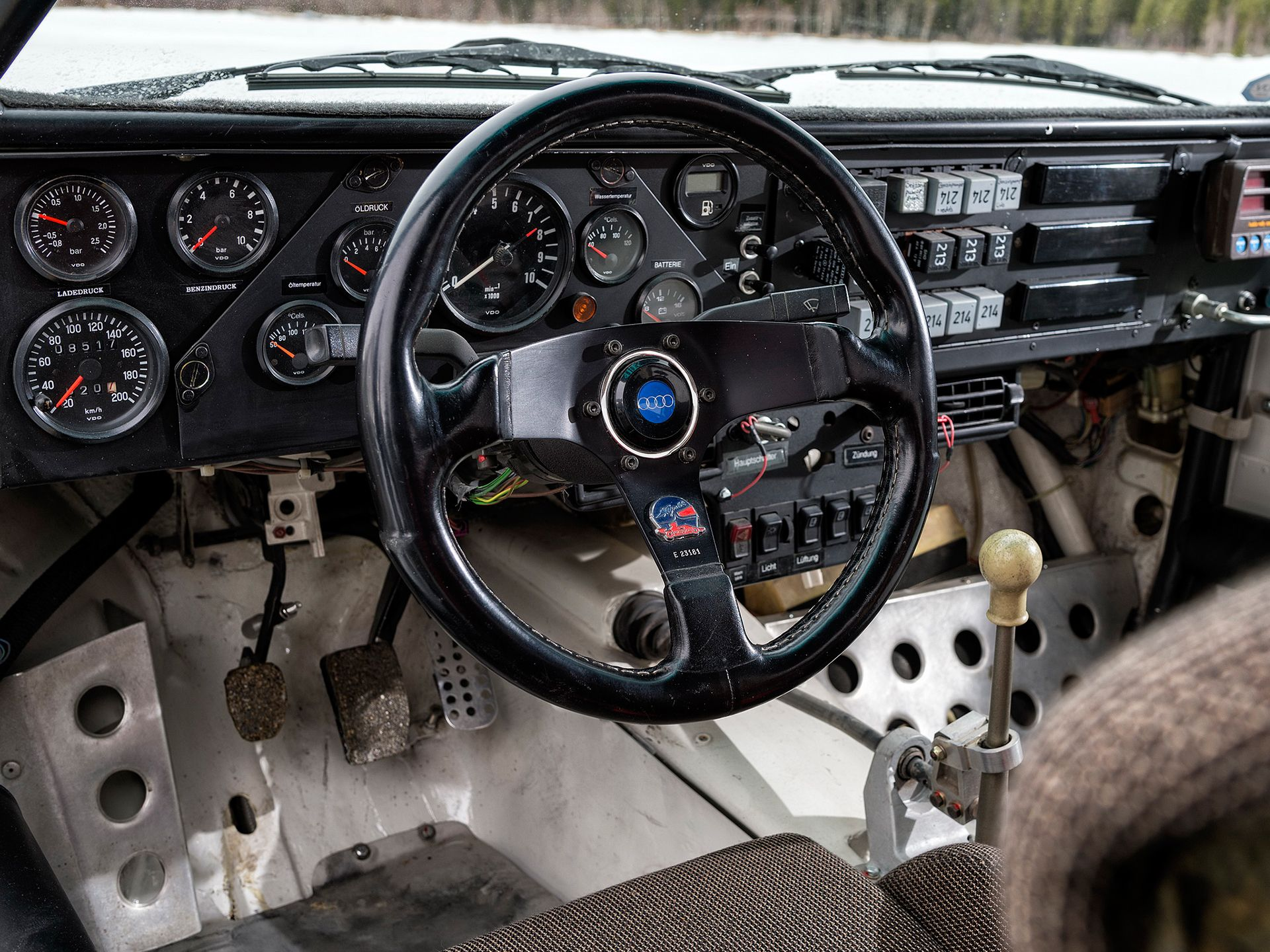audi sport quattro s1 fia group b rally car 1985. Black Bedroom Furniture Sets. Home Design Ideas