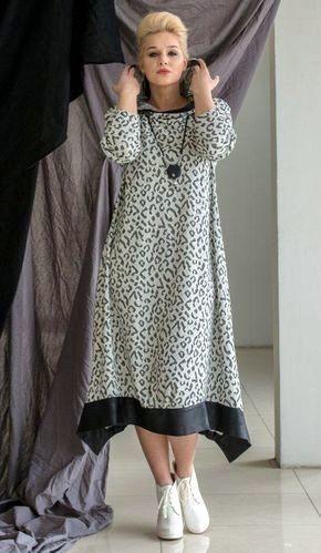 одежда для полных женщин за 40