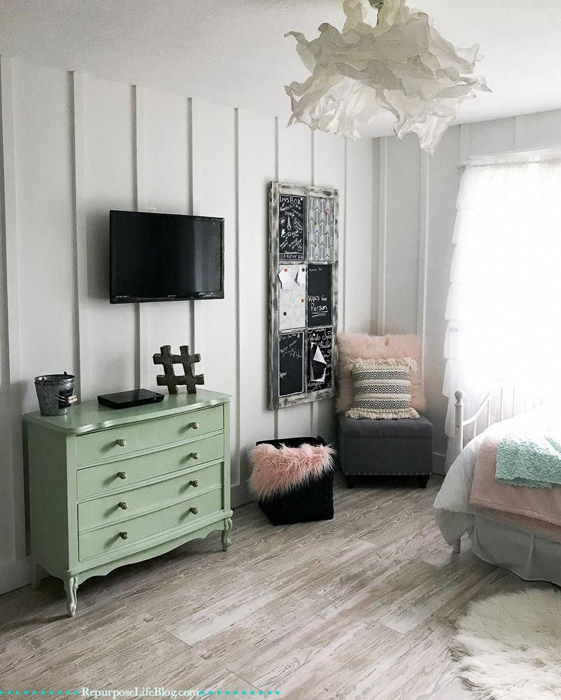 Looking for a modern teen bedroom makeover but not quite sure what order you should tackle everything this article lays it all out and will help you feel