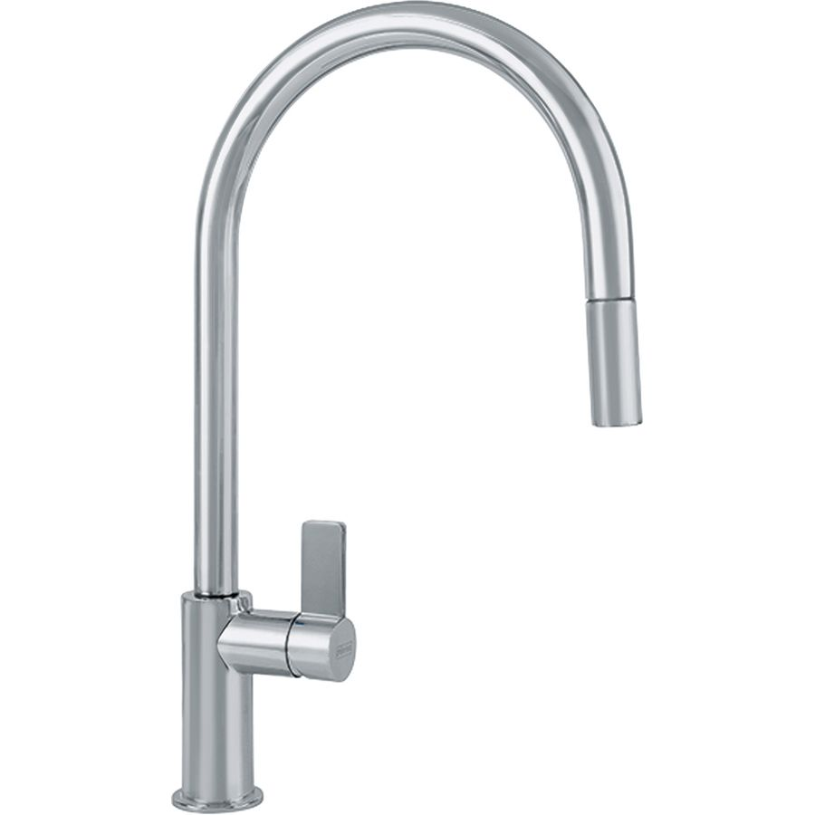 Franke Ambient Satin Nickel 1-Handle Handle(S) Included Pull-Down ...