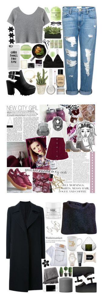 """""""☯ [aneri's 2k contest]"""" by valismyname on Polyvore featuring aneris2kcontest, Frame Denim, shu uemura, Bobbi Brown Cosmetics, Beats by Dr. Dre, Alex and Ani, Casetify, Pelle, ASOS and LIST"""