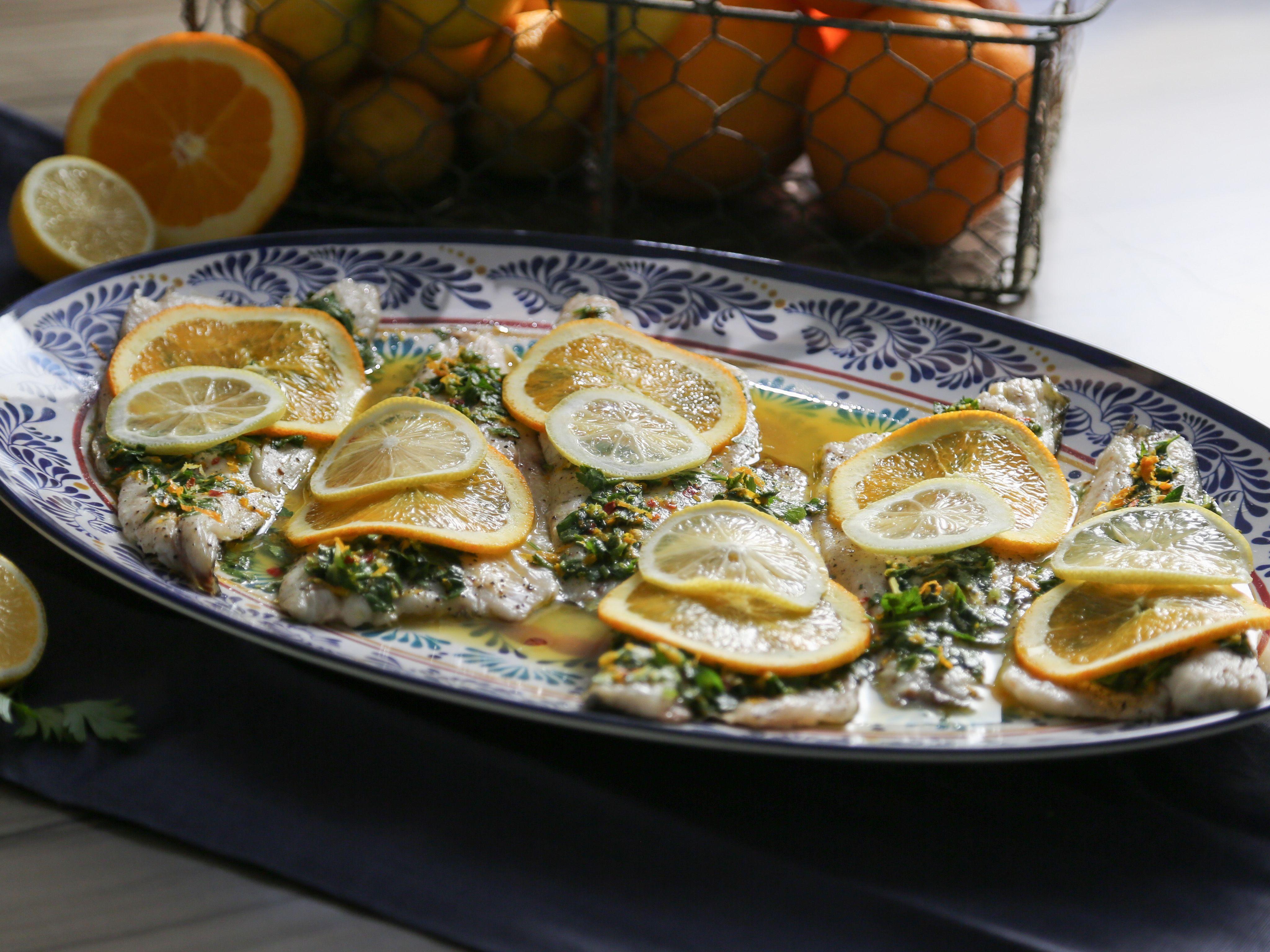 how to cook branzino fish