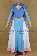 Legendary Defender Allura Girls Party Dress Set Cosplay Costume Custom Made