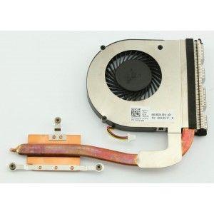 9w0j6 Dell Inspiron 15 3542 Cooling Heatsink Fan Thermal Module
