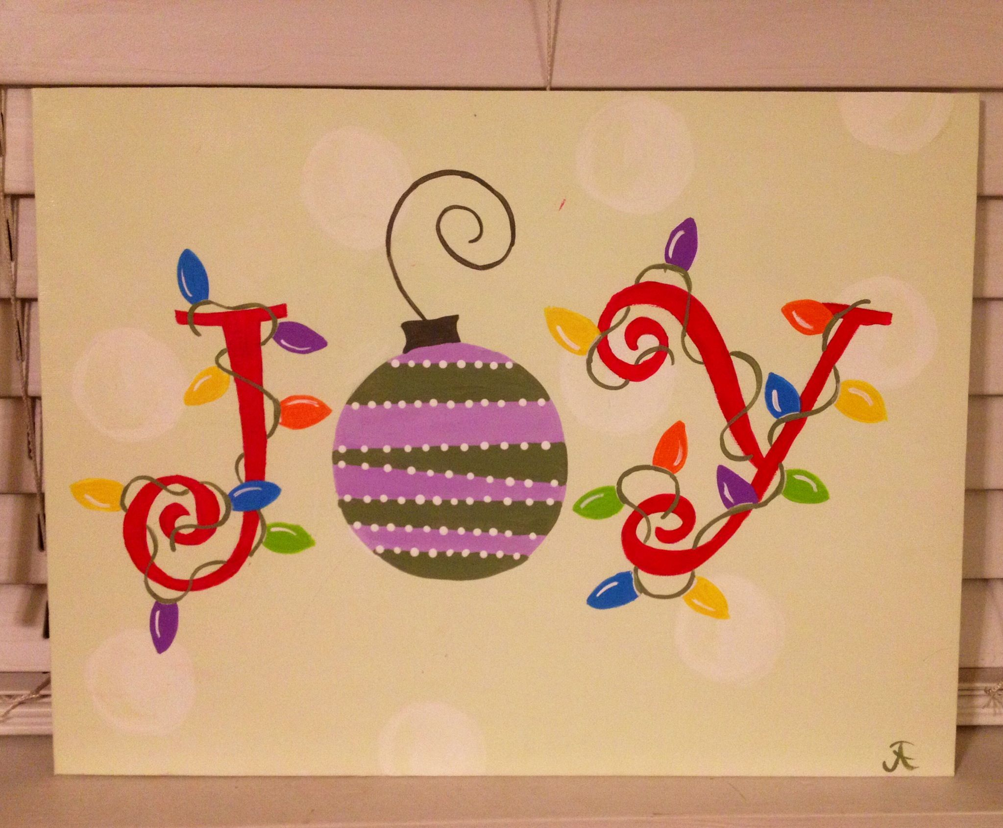 Canvas Painting Christmas Canvas Christmas Paintings