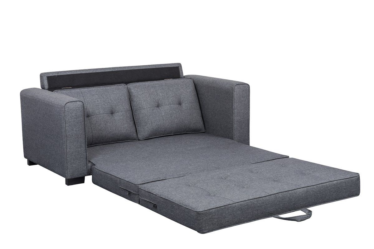 Bray Loveseat Bed | Home: Hadley\'s BR / 9 in 2019 | Queen ...