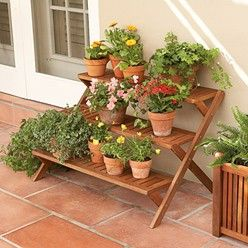 Eucalyptus 3-Tier Plant Stand review | buy, shop with friends, sale | Kaboodle