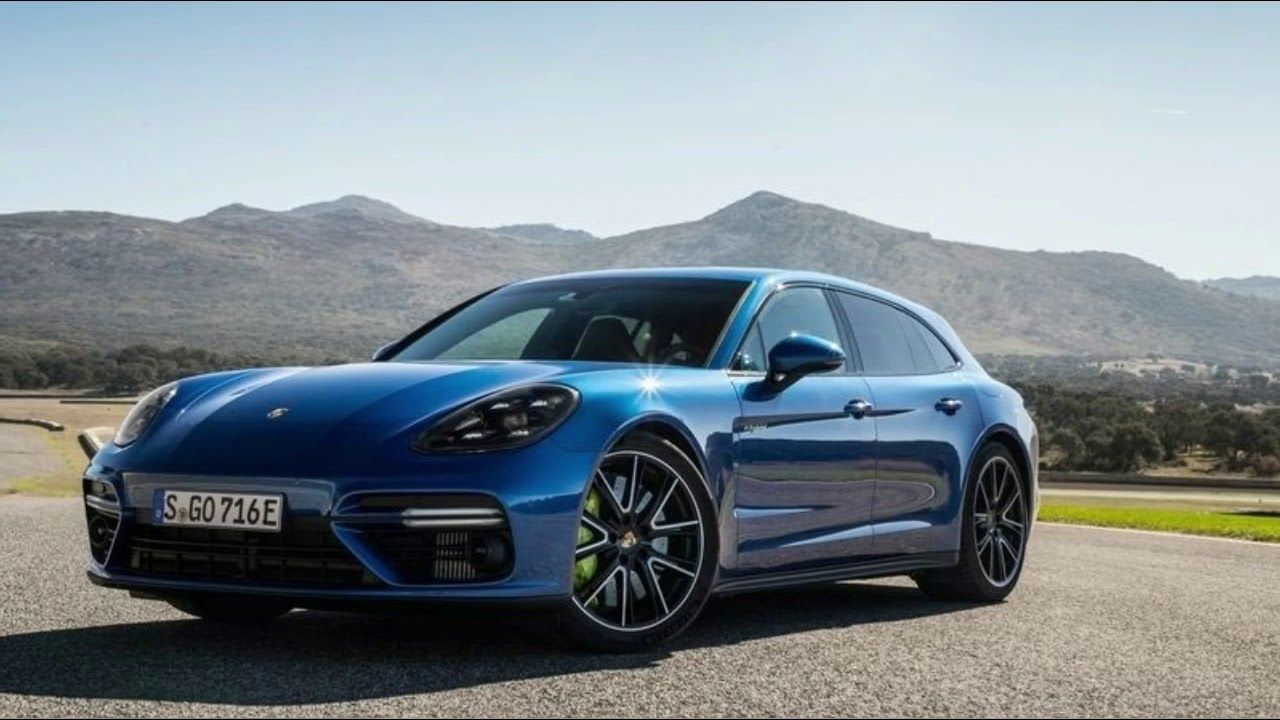 Porsche Panamera Turbo S E Hybrid Sport Turismo On The Spot Mobil