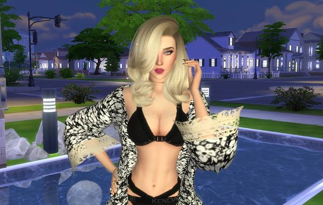 Sims 4 CC's - The Best: Cait by Yasberth Salvathore