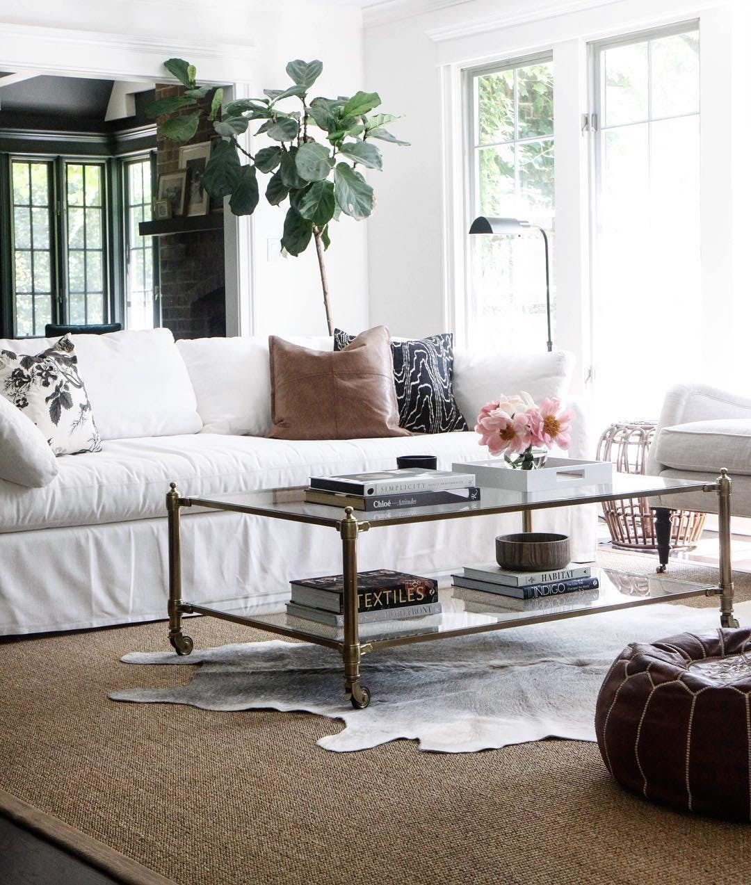 6 Home Upgrades That Look Luxe (but Cost A Little). Living Room ...