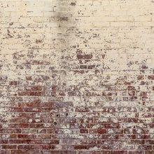 Valokuvatapetti - Long Since White Brick Wall