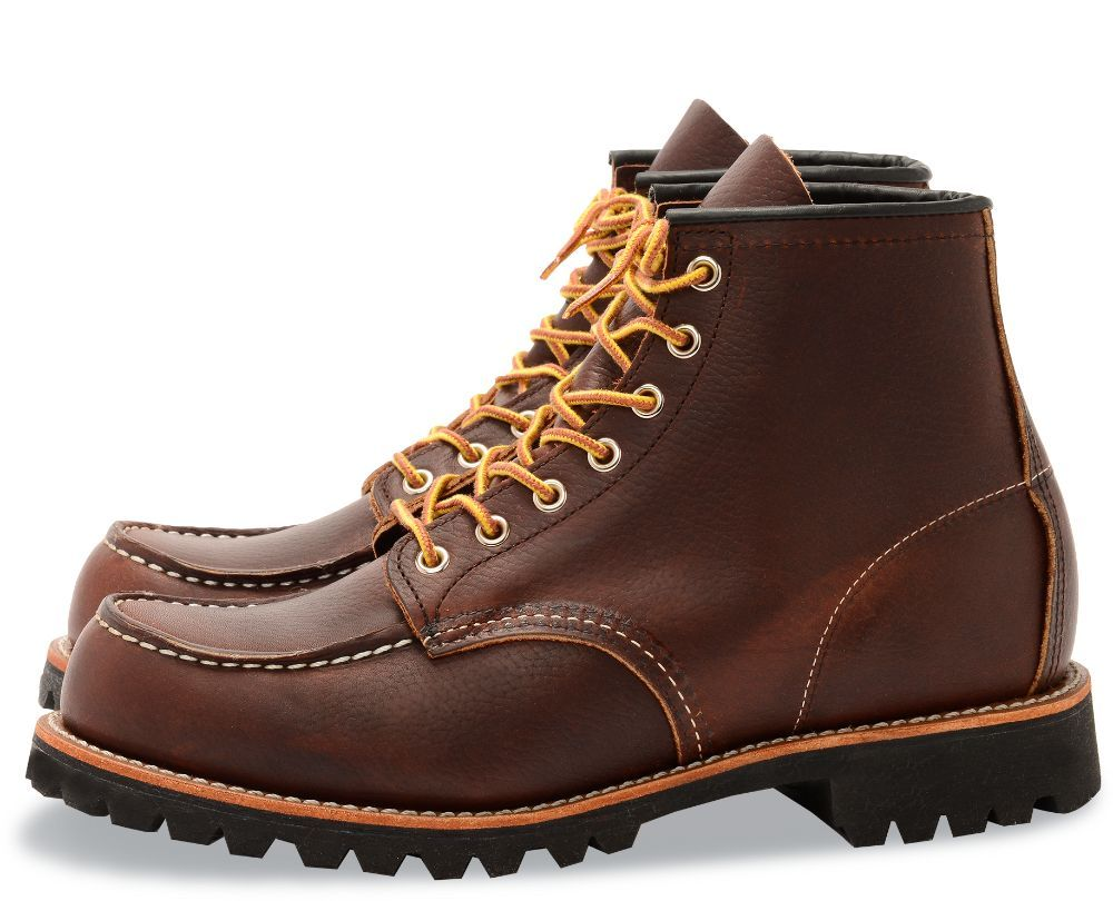 Red Wing 8146 Roughneck Boots, Briar at
