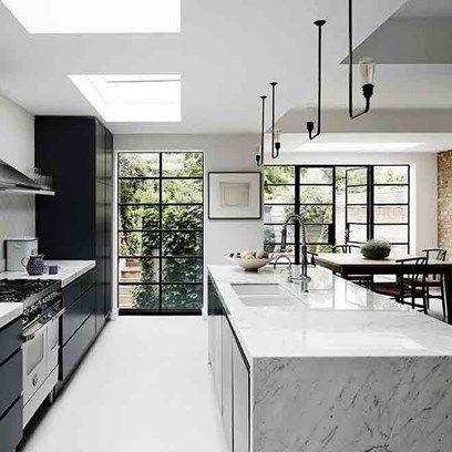An Edwardian House In Ladbroke Grove Modernised M̤̈ï̤ C̤̈ä̤s̤̈ä̤