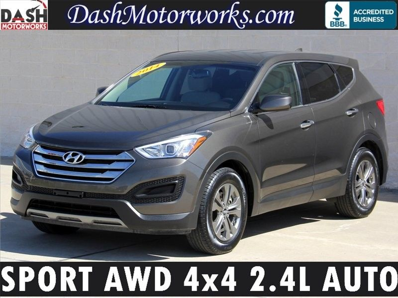2014 Hyundai Santa Fe Sport AWD Houston Best Used Cars