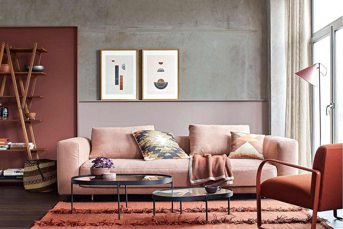 Erdfarben Edel Und Warm Schoner Wohnen Haus Deko Schoner Wohnen Farbe