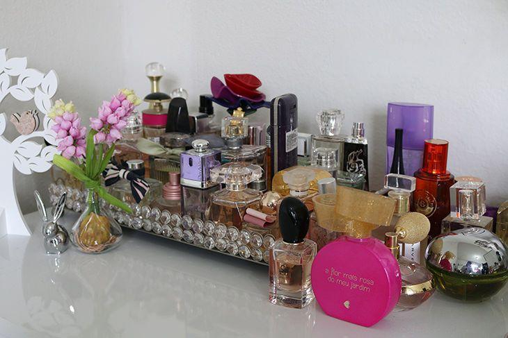 TAG: Meus Perfumes!