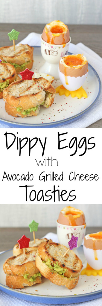 how to make dippy eggs in the oven