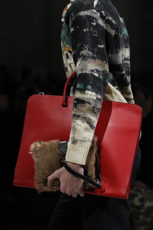 Prada Fall 2017 Menswear Fashion Show.