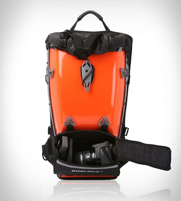 86ce21af4e7d The Boblbee Backpack for motorcycle riders has a cult following