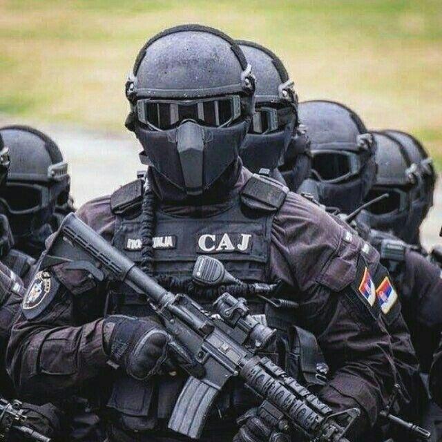 Самый красивый фото элитных войск