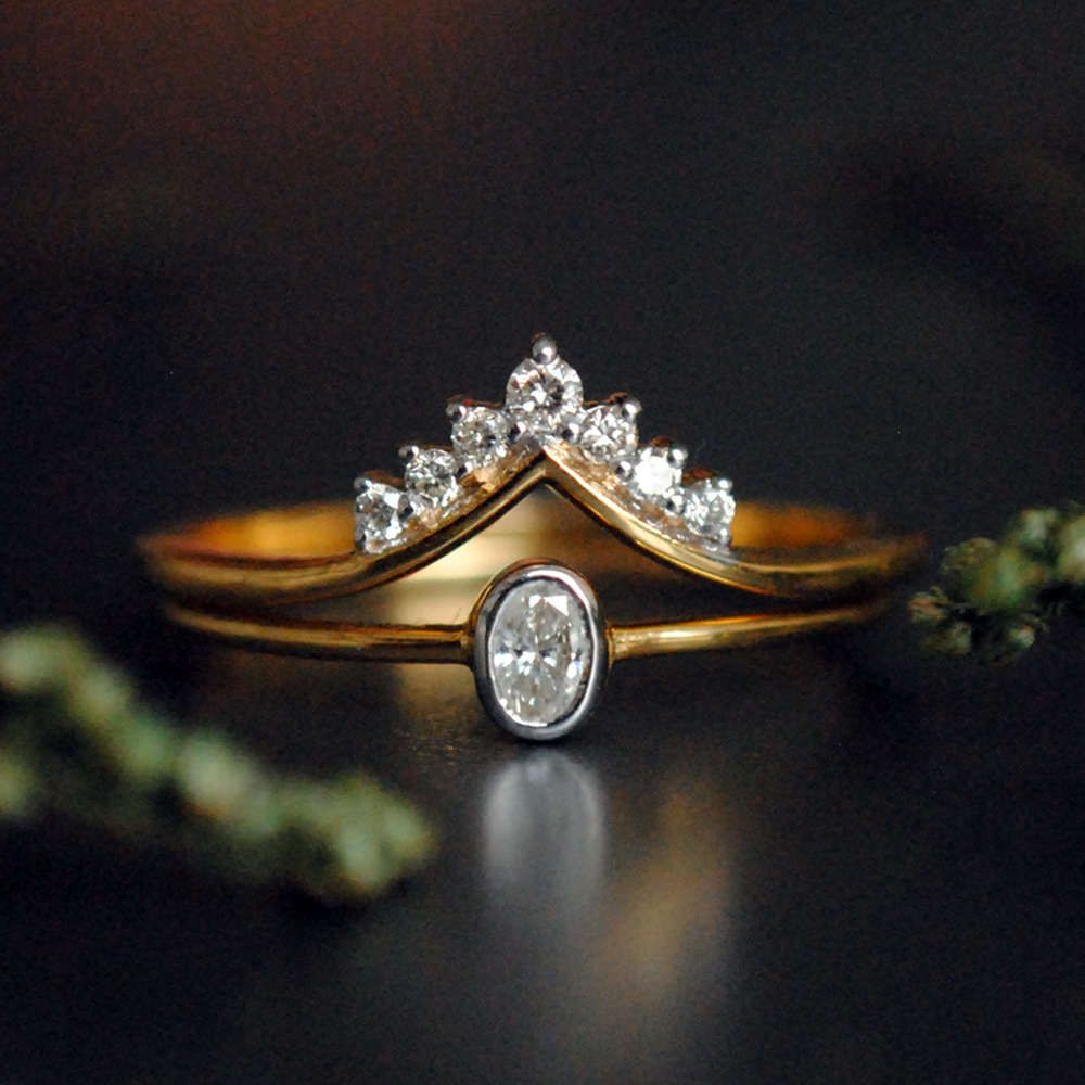 10 Jawdropping Oval Wedding Rings Intimate Weddings Small Blog Diy Ideas For And Real: Drop Oval Wedding Ring At Websimilar.org