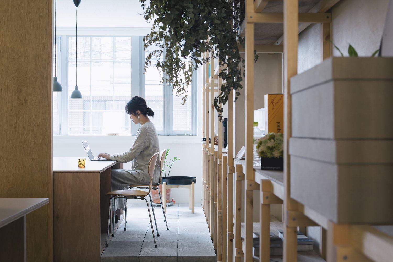 Gallery Of Office Mui Lab Tamotsu Ito Architecture Office 4 Oficina De Arquitectura Interior De La Oficina Arquitectura Interior