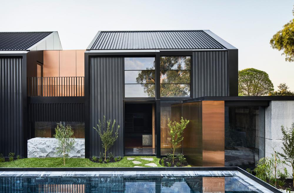 Gallery Of Cornerstone House Splinter Society 1 Architecture Australian Architecture Australian Homes